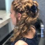 Hochsteckfrisur-Hairdesign by Wilke