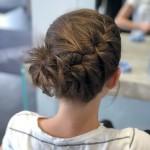 Jugendweihefrisuren-Hairdesign by Wilke