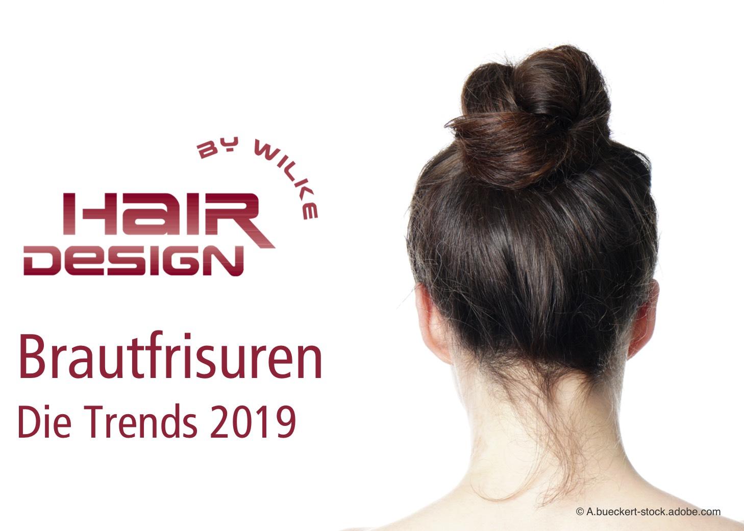 Brautfrisuren: Die Trends 2019